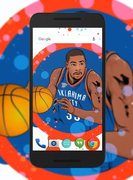 Kevin Durant Wallpapers HD screenshot 5