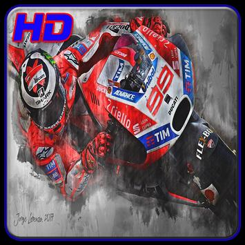 Jorge Lorenzo Wallpapers HD poster