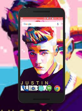 Justin Bieber Wallpapers HD screenshot 4