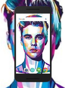 Justin Bieber Wallpapers HD screenshot 6