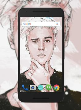 Justin Bieber Wallpapers HD screenshot 3