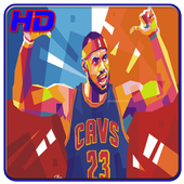Lebron James Wallpapers HD icon