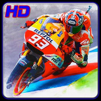 Marc Marquez Wallpapers HD poster