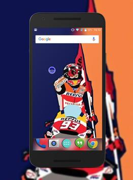Marc Marquez Wallpapers HD screenshot 4
