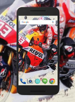 Marc Marquez Wallpapers HD screenshot 5