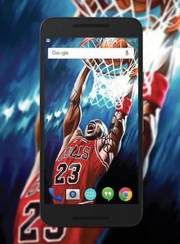 Michael Jordan Wallpapers HD screenshot 3