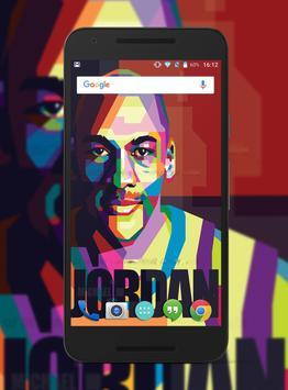 Michael Jordan Wallpapers HD screenshot 5