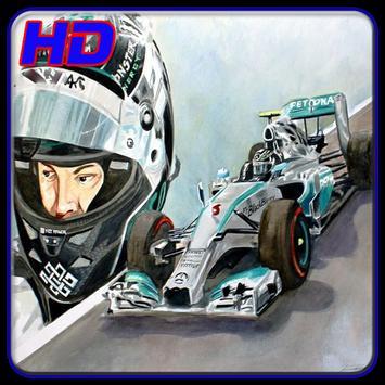 Nico Rosberg Wallpapers HD poster