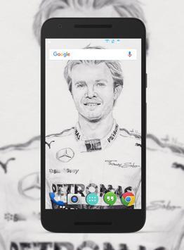 Nico Rosberg Wallpapers HD screenshot 4