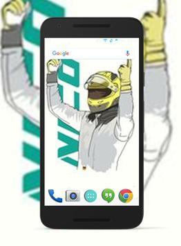 Nico Rosberg Wallpapers HD screenshot 6