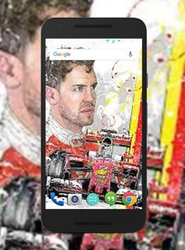 Sebastian Vettel Wallpapers HD apk screenshot