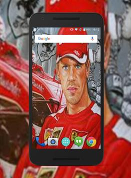 Sebastian Vettel Wallpapers HD screenshot 2