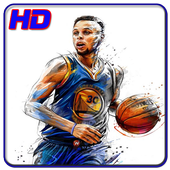 Stephen Curry Wallpapers HD icon