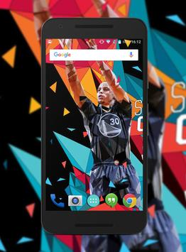 Stephen Curry Wallpapers HD screenshot 4