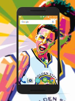 Stephen Curry Wallpapers HD screenshot 5