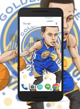 Stephen Curry Wallpapers HD screenshot 1