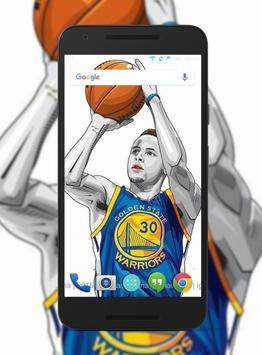 Stephen Curry Wallpapers HD screenshot 2