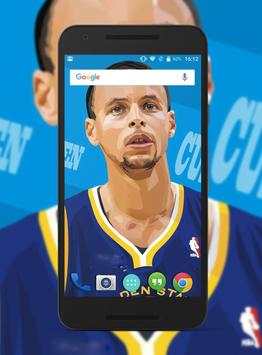 Stephen Curry Wallpapers HD screenshot 3