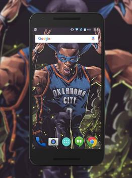 Russell Westbrook Wallpapers HD poster