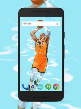 Russell Westbrook Wallpapers HD apk screenshot