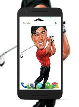 Tiger Woods Wallpapers HD screenshot 3