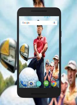 Tiger Woods Wallpapers HD screenshot 1