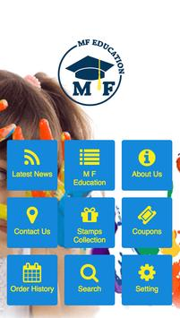 MF EDUCATION poster
