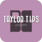 Taylor Tips Beauty Academy icon