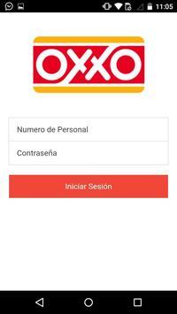 OXXO Reporte de Inventario poster
