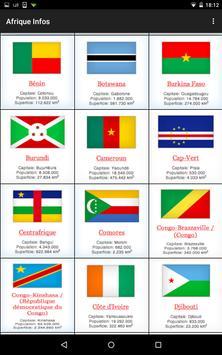 Afrique Infos poster