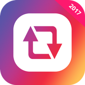Insta Repost : Instagram icon