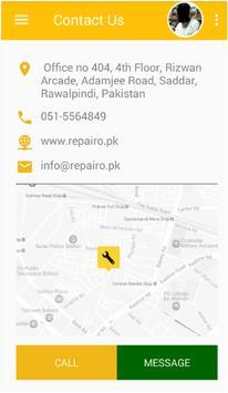Repairo screenshot 4