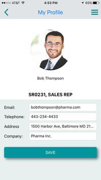 RepGate- Sales Rep screenshot 2