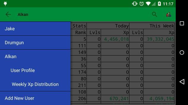 RuneTrack screenshot 2