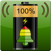 Full Battery Alarm icon