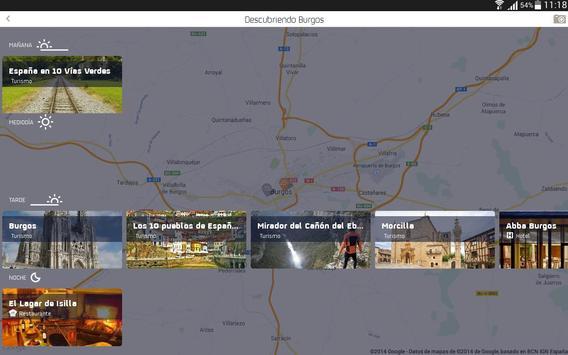 Guía Repsol Tablet screenshot 13