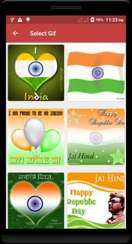 Republic Day Gif poster