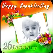 Republic Day Photo Frame 2018 icon