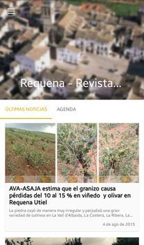 Revista local Requena screenshot 2