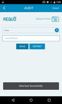 REQUO Audit screenshot 7
