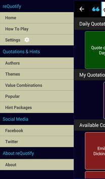 reQuotify apk screenshot