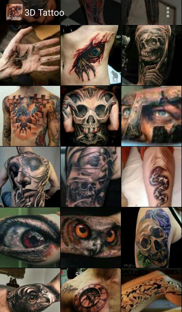Best 3D Tattoo Design Pour Android Téléchargez L APK