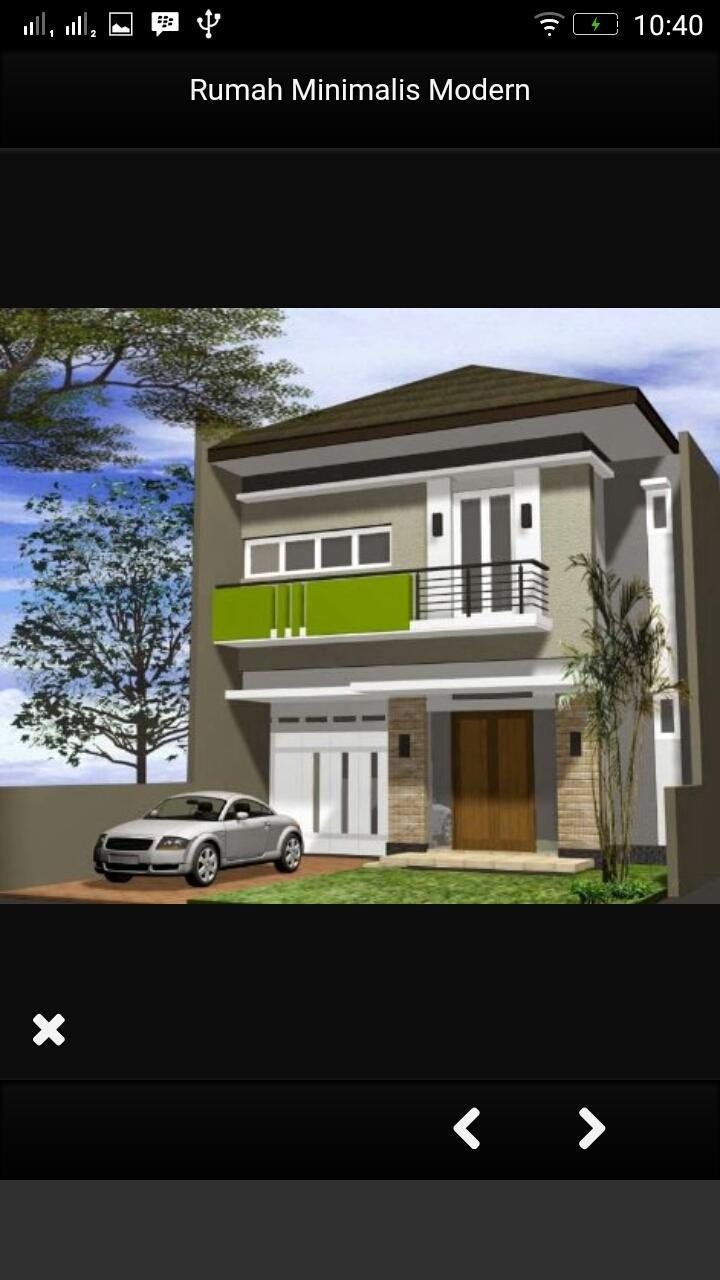 Desain Rumah Minimalis Modern For Android APK Download