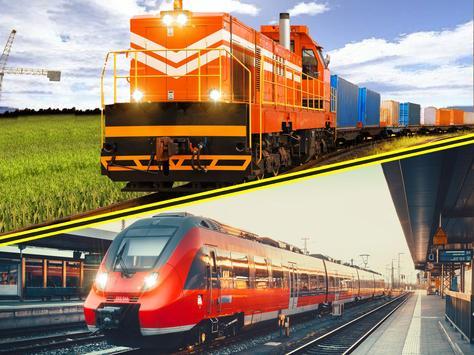 Trainstation Railroads: Train Simulator 2018 poster