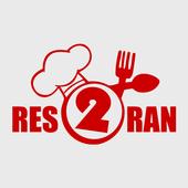 res2ran:Iranian Restaurants icon