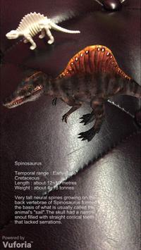 DinoAR screenshot 3