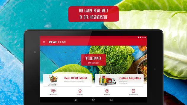 REWE Angebote & Lieferservice APK Download - Free Food & Drink APP ...
