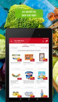 REWE Angebote & Lieferservice APK-Bildschirmaufnahme