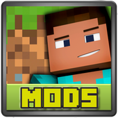 Mods for Minecraft Pocket PE icon