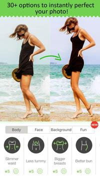 Retouch Me: body & face Editor for Beauty Photo poster